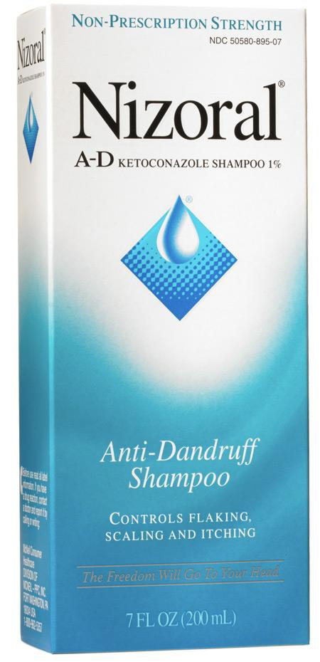 Nizoral Ketoconazole Anti Dandruff Shampoo