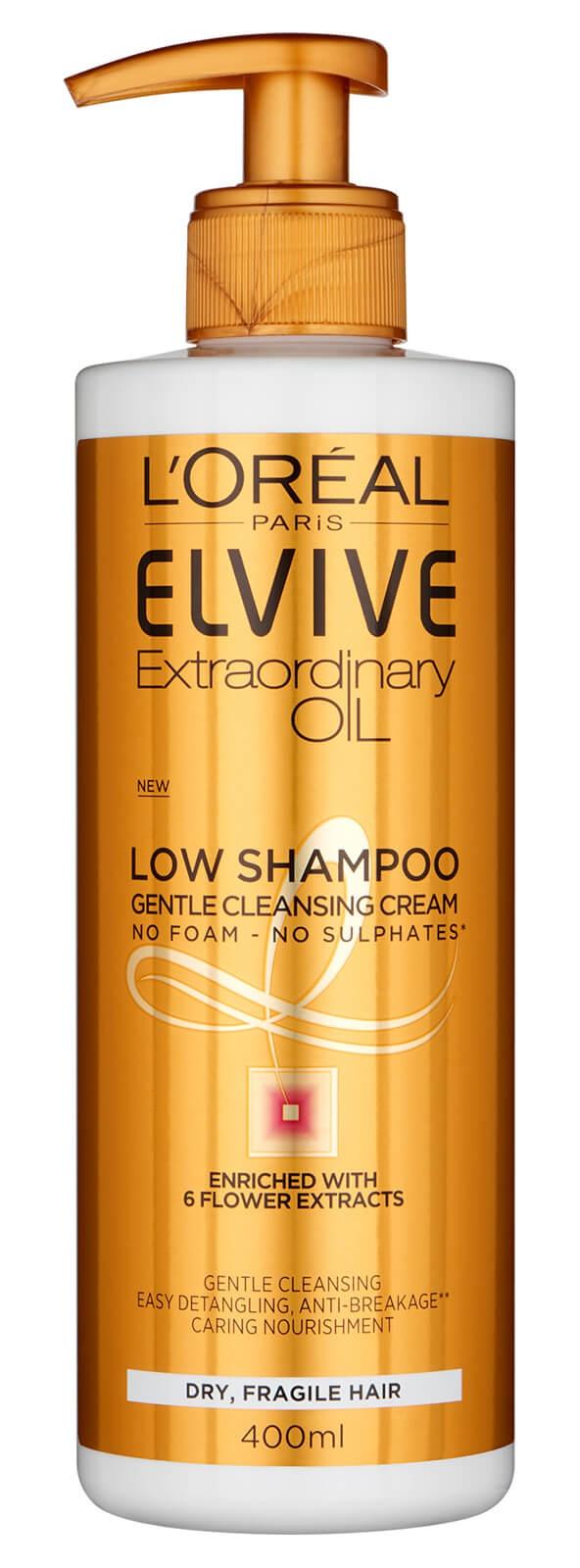 L'Oreal Paris Elvive Extraordinary Oil Low Shampoo