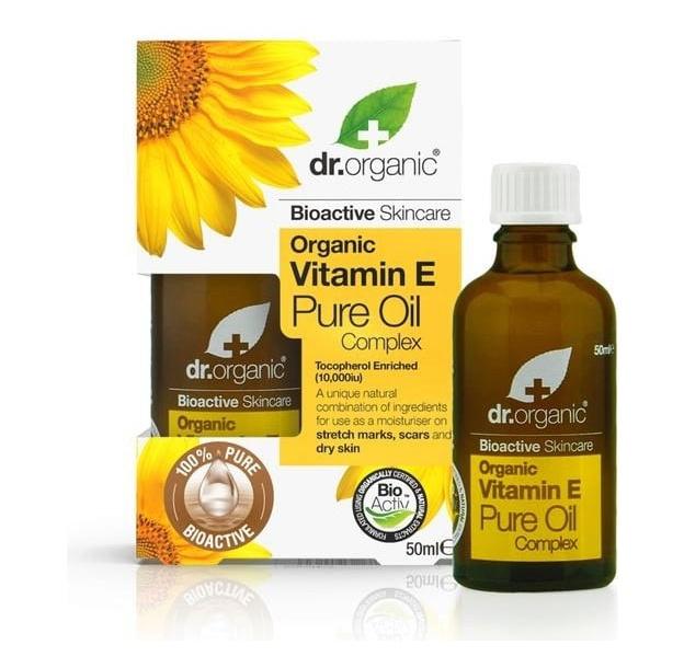 Dr Organic Organic Vitamin E Pure Oil Complex
