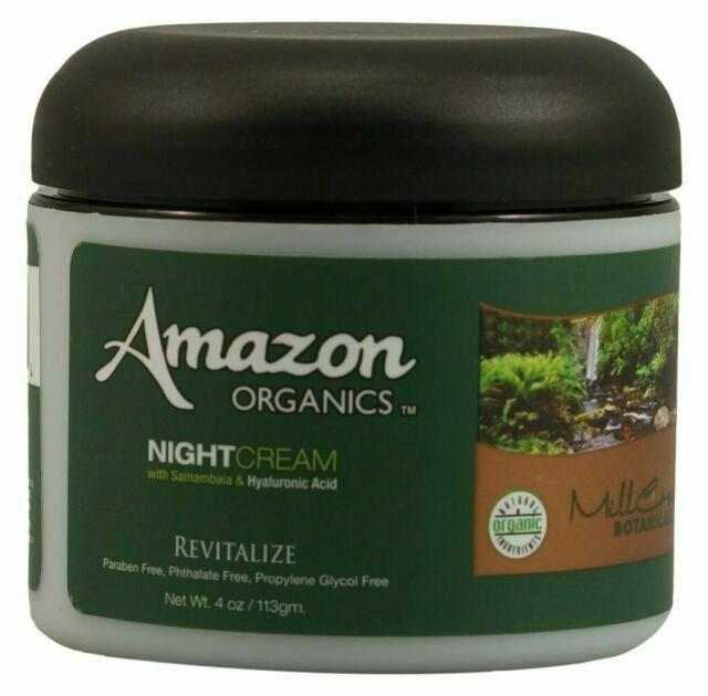 Mill Creek Botanicals Amazon Botanicals Night Cream