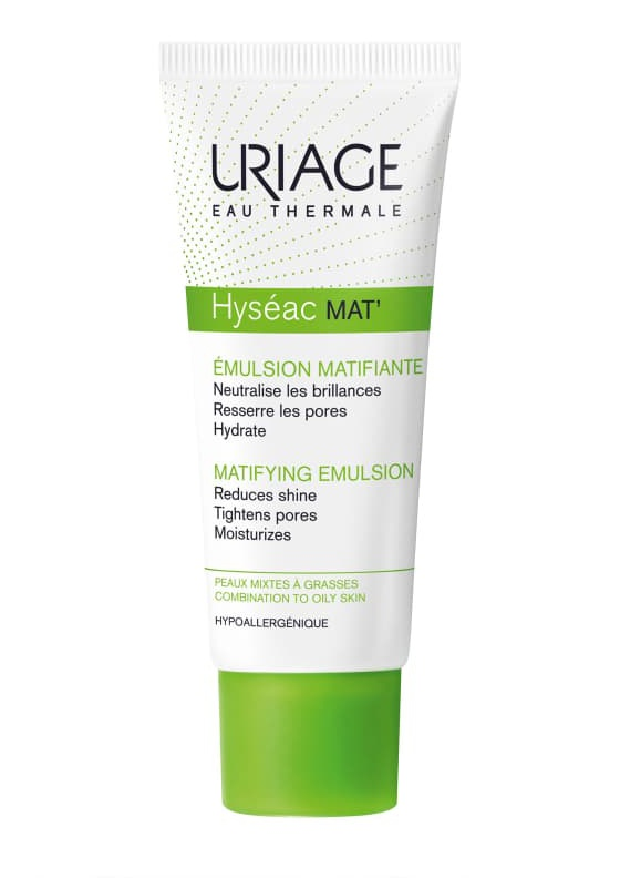 Uriage Hyséac Mat' Mattifying Emulsion