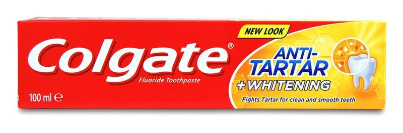 Colgate Anti Tartar + Whitening