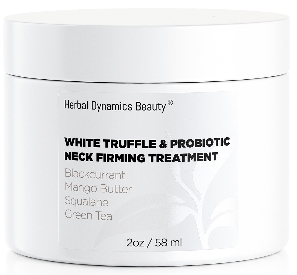 Herbal Dynamics Beauty White Truffle & Probiotic Firming Neck Treatment