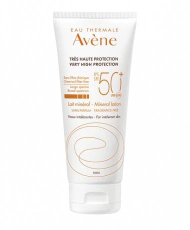 Avene Mineral Lotion Spf 50+ (Canada)
