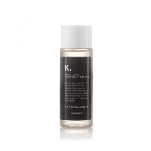 Kayman Beauty Rosa Glow Treatment Essence