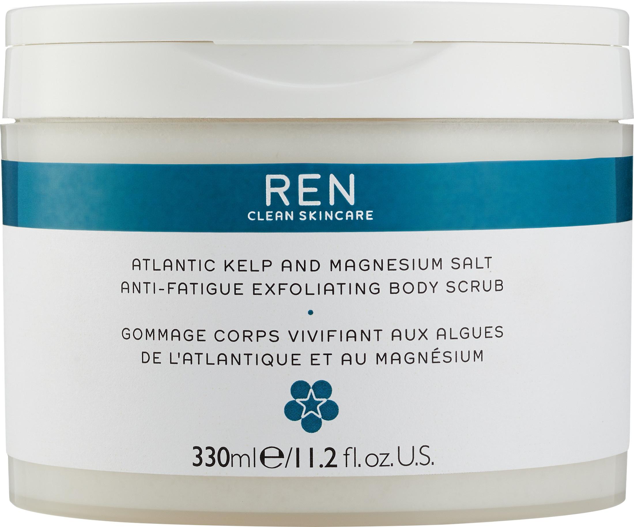 REN Atlantic Kelp And Magnesium Salt Anti-Fatigue Exfoliating Body Scrub