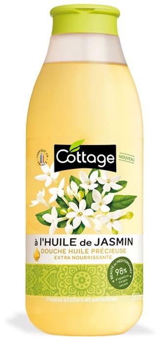Cottage Shower Oil For Dry And Sensitive Skin - Jasmine Oil