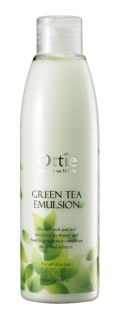 Ottie Green Tea Emulsion