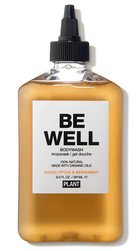 PLANT Apothecary Be Well Bodywash