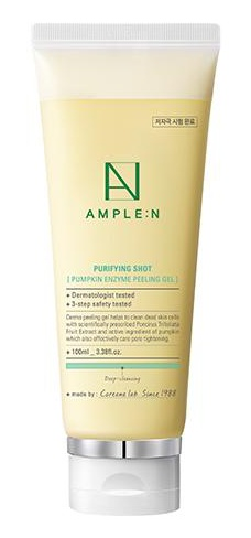 AMPLE:N Purifyingshot Pumpkin Enzyme Peeling Gel