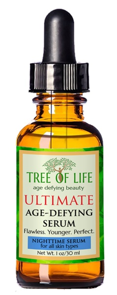Tree of Life Beauty Ultimate Age Defying Serum - Nighttime