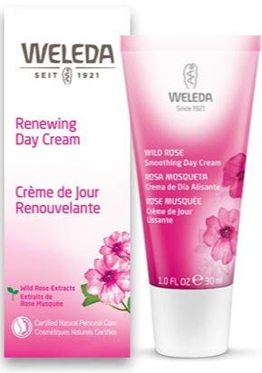 Weleda Renewing Day Cream - Wild Rose