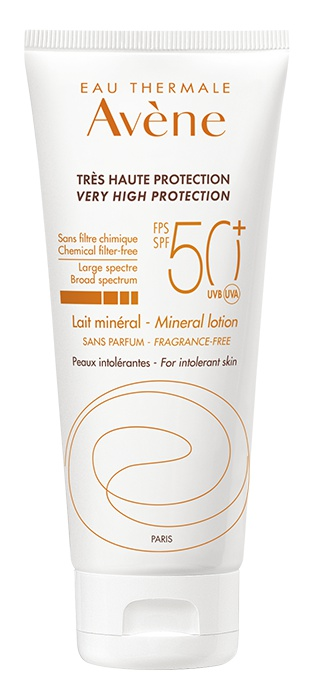 Avene Very High Protection Mineral Lotion SPF50