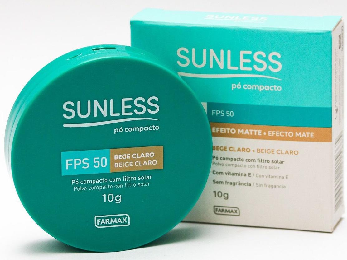 Sunless Pó Compacto Fps 50