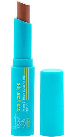 Happy Skin Love Your Lips Intense Color Butter Balm SPF 15