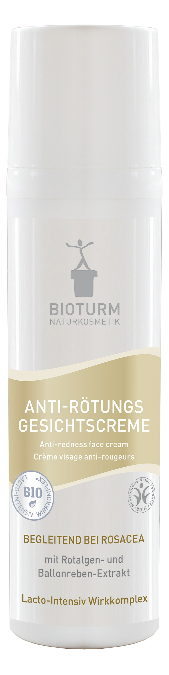 Bioturm Naturkosmetik Anti-Redness Face Cream No.48