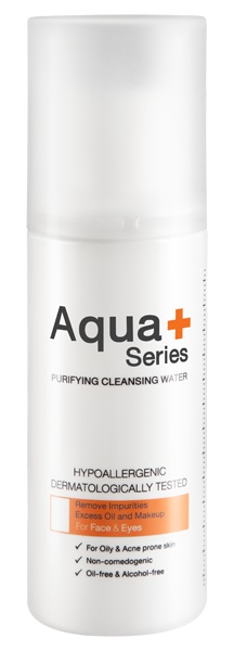 Aqua + Series Purifying Cleansing Water