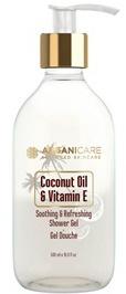 ARGANICARE Shower Gel Coconut Oil And Vitamin E