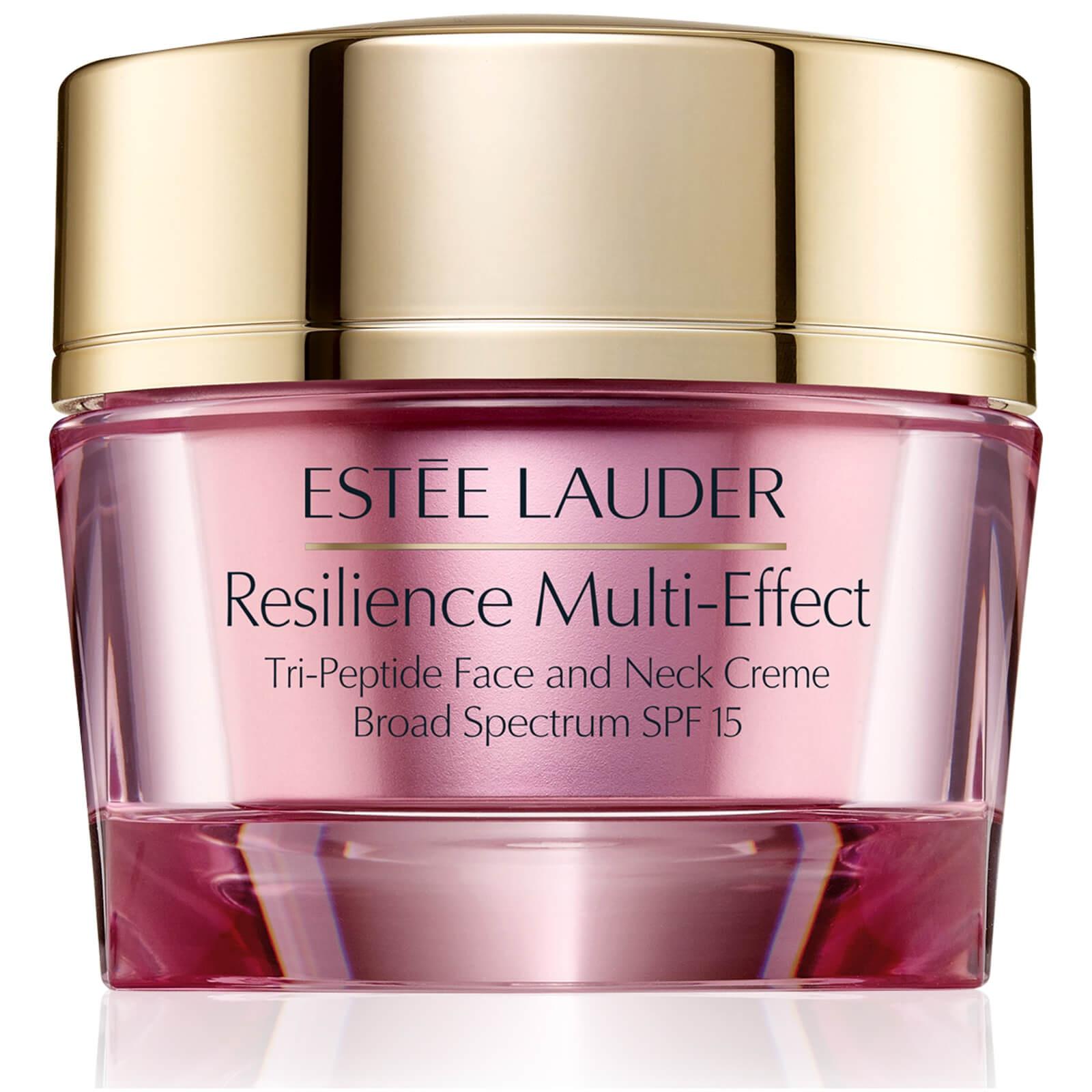 Estée Lauder Resilience Multi-Effect Tri-Peptide Face And Neck Creme SPF 15