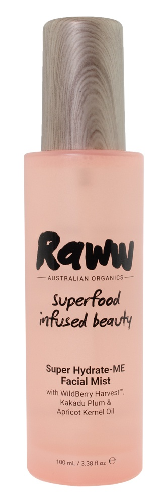 Raww Super Hydrate-Me Facial Mist