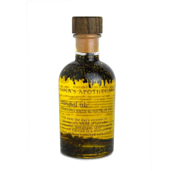 Lolas Apothecary Tranquil Isle Relaxing Oil