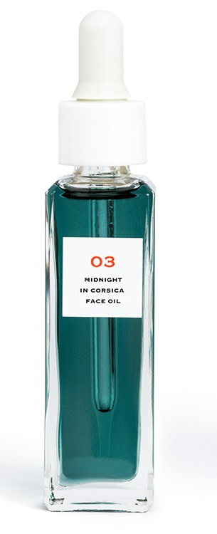 10 Degrees Cooler 03 Midnight In Corsica Face Oil