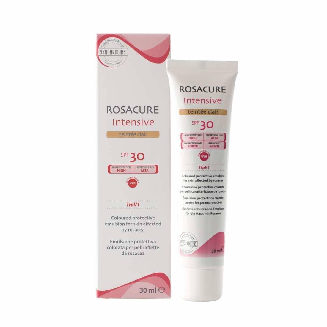Synchroline Rosacure Intensive Spf 30