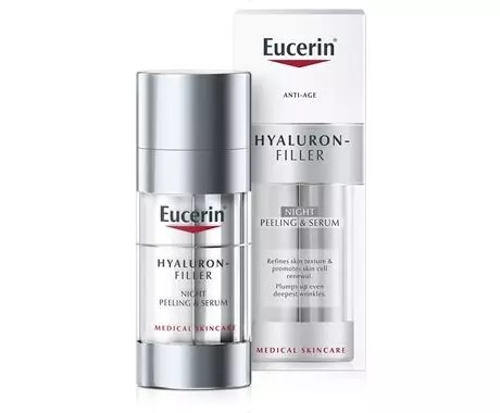 Eucerin Hyaluron-Filler Night Peeling & Serum