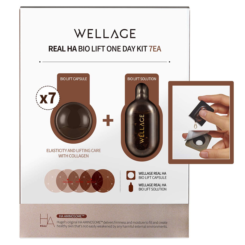 Wellage Real Ha Bio Lift One Day Kit 7Ea