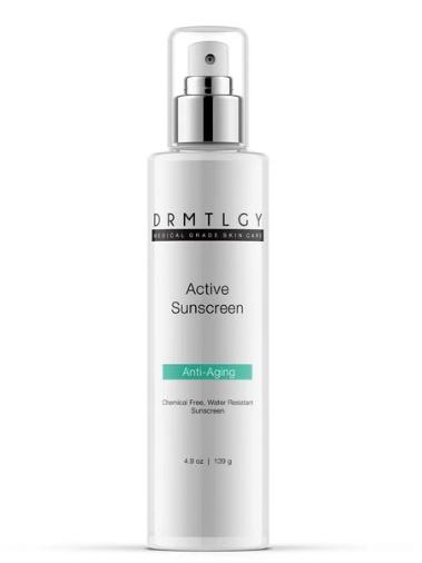 DRMTLGY Active Sunscreen Spf49