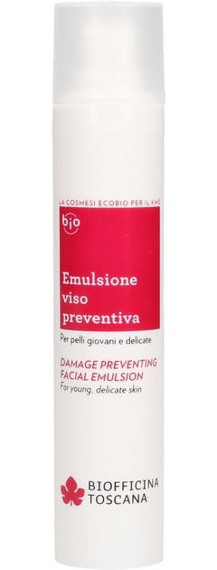 Biofficina Toscana Damage Preventing Facial Emulsion