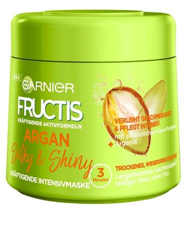 Garnier Fructis Argan Silky & Shiny Intensivmaske