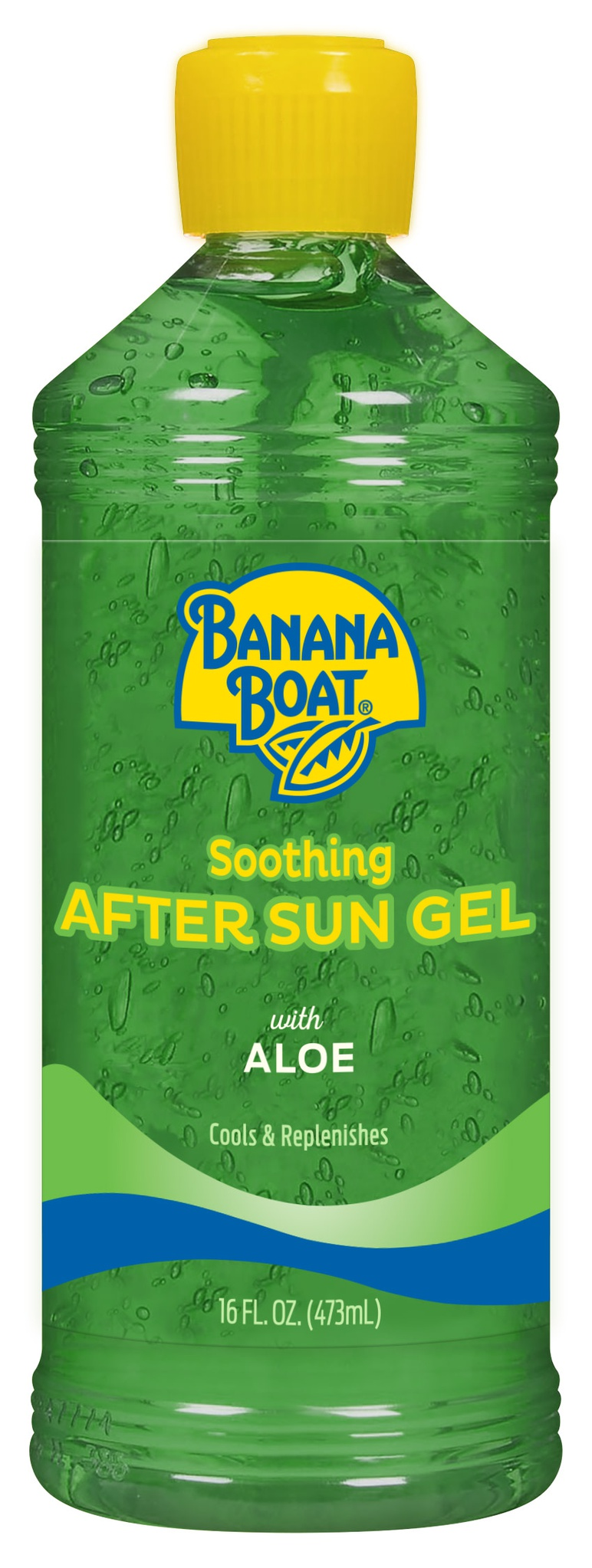 Banana Boat Soothing After Sun Gel With Aloe