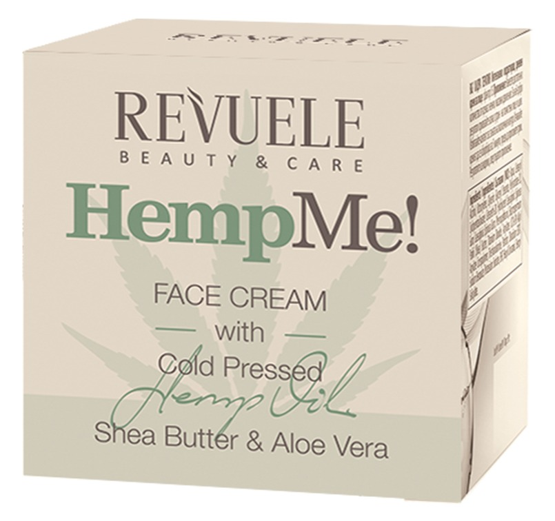 Revuele Hemp Me! Face Cream