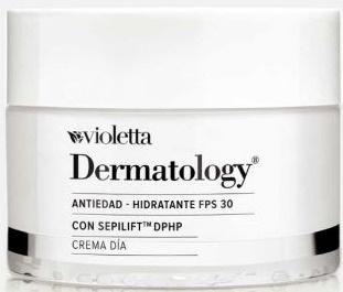 Violetta Dermatology Crema De Día Antiedad Hidratante Fps 30