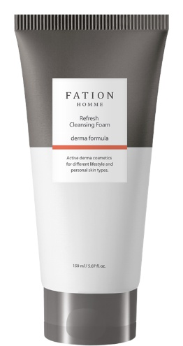 Fation Homme Refresh Cleansing Foam