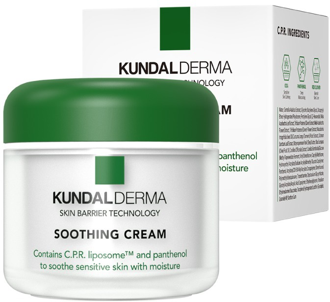 KUNDAL DERMA C.P.R. Cica Calming Soothing Cream