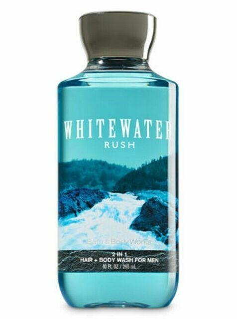 Bath & Body Works For Men Whitewater Rush Shower Gel