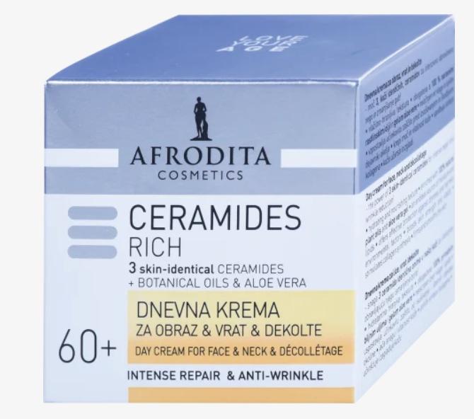 Afrodita Ceramides Rich Day Cream