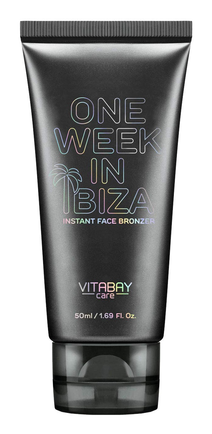 one week in ibiza Instant face bronzer