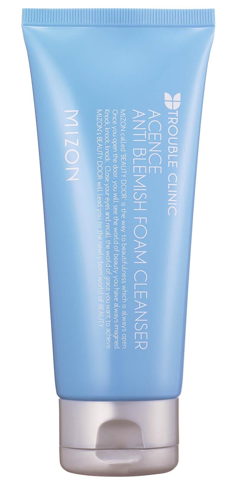 Mizon Acence Anti Blemish Foam Cleanser