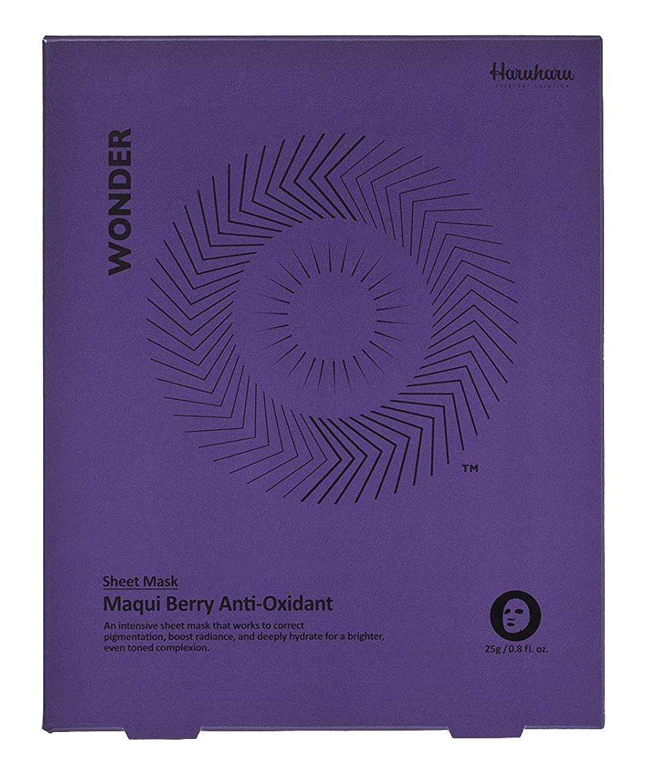 Wonder Maqui Berry Anti- Oxidant (Sheet Mask)