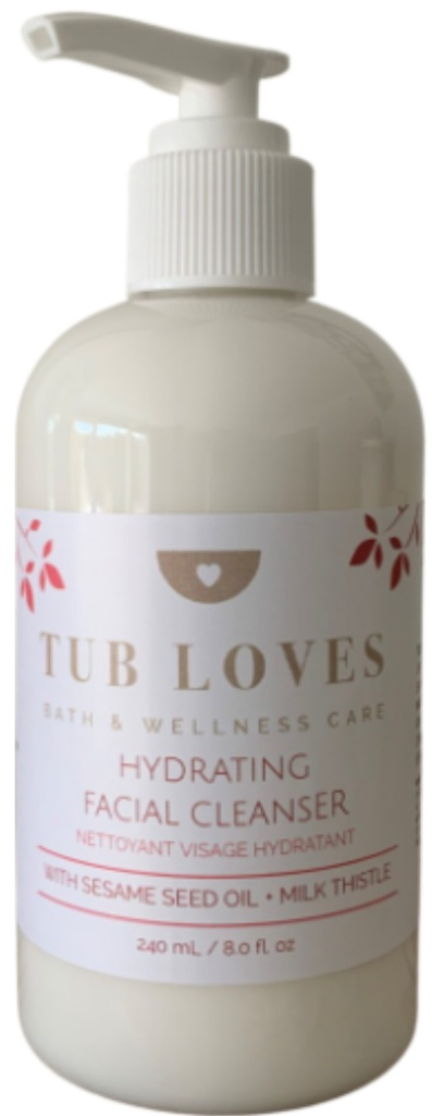 Tub Loves Hydrating Facial Cleanser