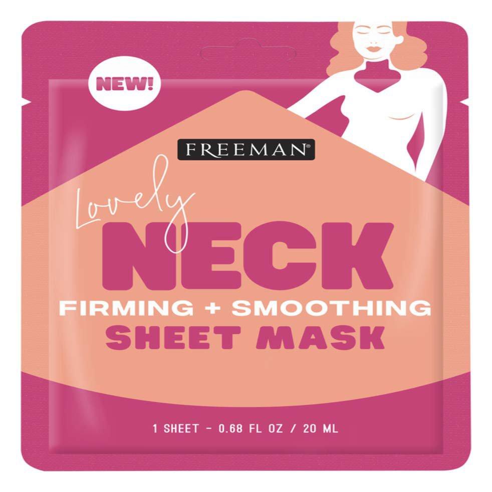 Freeman Lovely Neck Firming + Smoothing Sheet Mask
