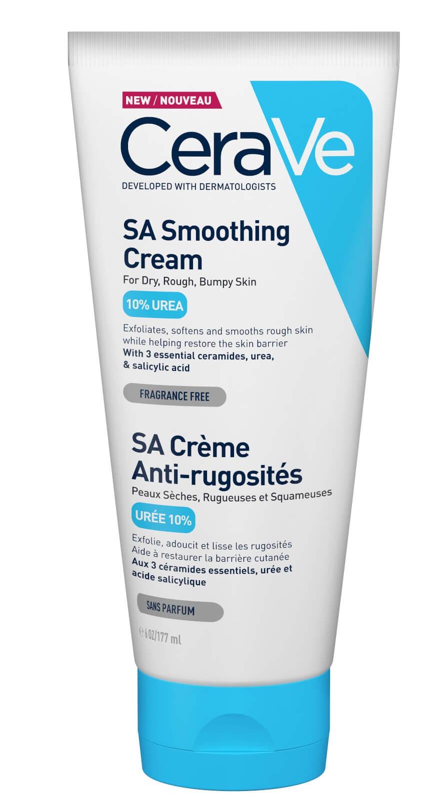 CeraVe SA Smoothing Cream With Salicylic Acid