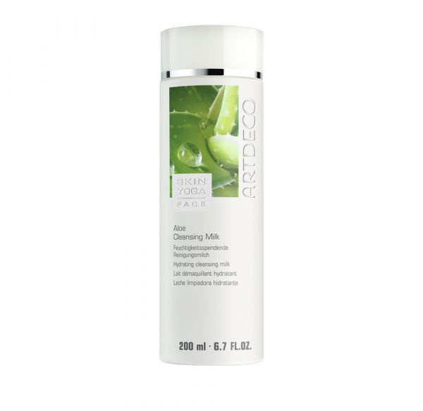 ArtDeco Aloe Cleansing Milk