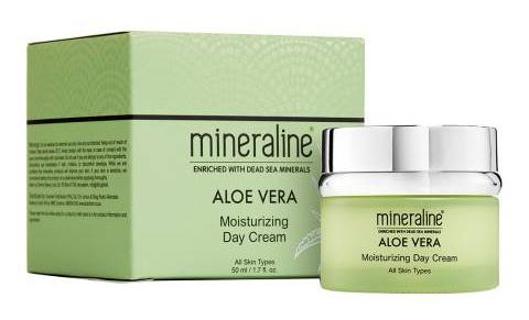 Mineraline Aloe Vera Moisturizing Day Cream