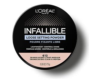 L'Oreal Paris Infallible® Tinted Loose Setting Powder