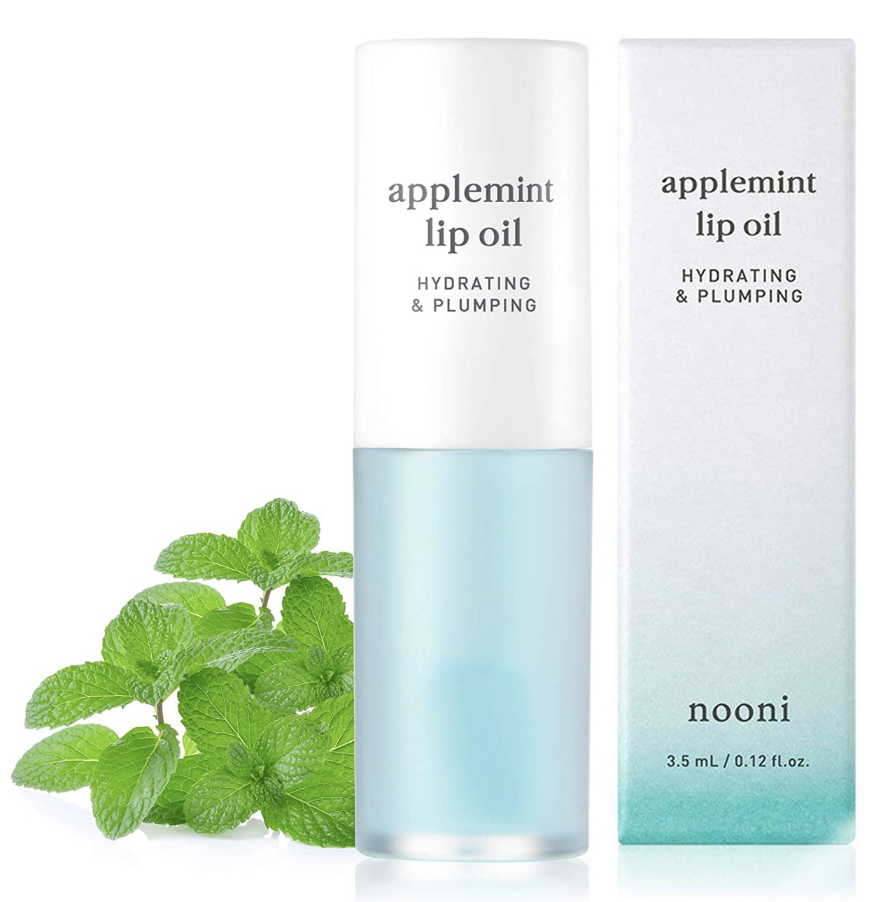 NOONI Applemint Hydrating Lip Oil