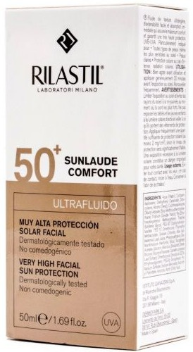 Rilastil Sunlaude Comfort SPF50+ Ultrafluido